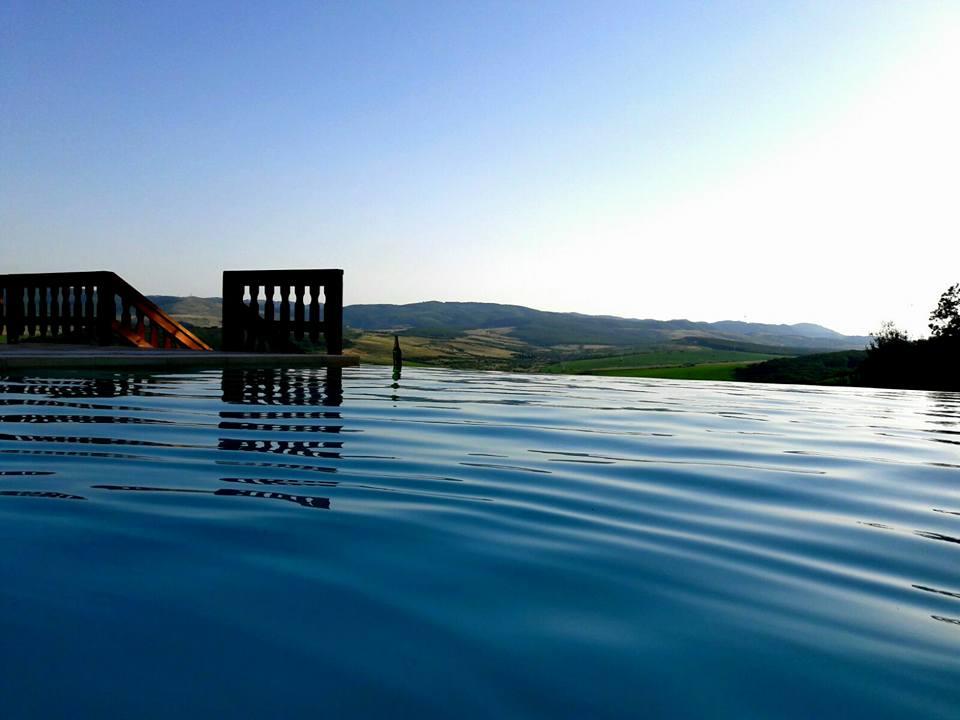 Casa Bună - piscina